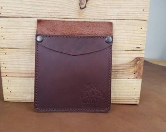 Leather Tool Pocket