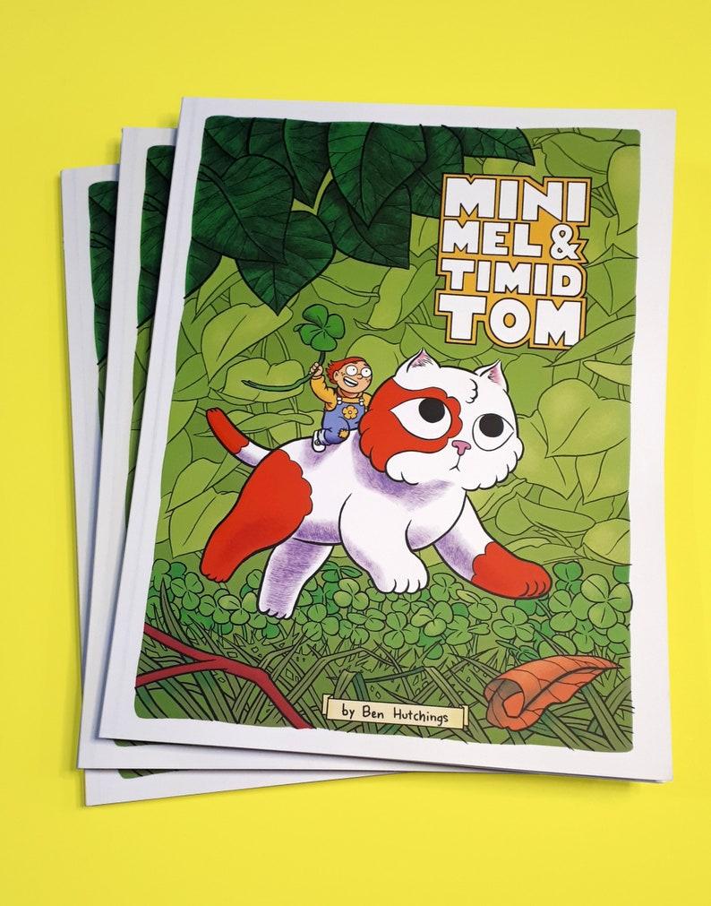 Mini Mel and Timid Tom image 0