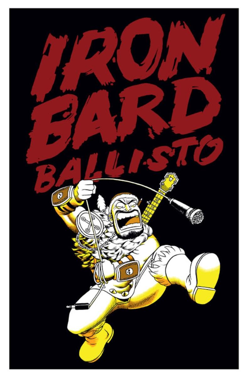 Iron Bard Ballisto image 0