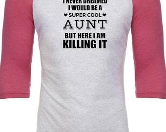 Aunt Shirt
