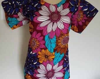 Ankara Top/Ankara Blouse/Ankara Wear