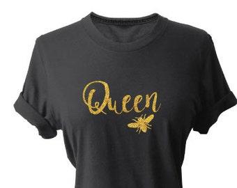 Queen B, Wake Slay Pray, I slay, Slay, Cause I slay, Formation t shirt. Women's slay tshirt