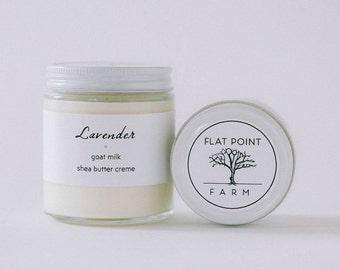Shea Butter and Goat Milk Creme