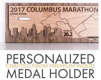 Columbus Marathon Medal Holder
