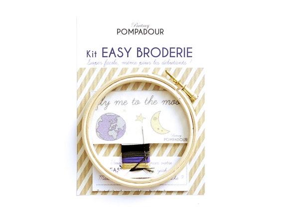 jungle - EASY BRODERIE Kit