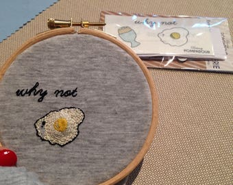 Why not Oeuf - Extra EASY BRODERIE