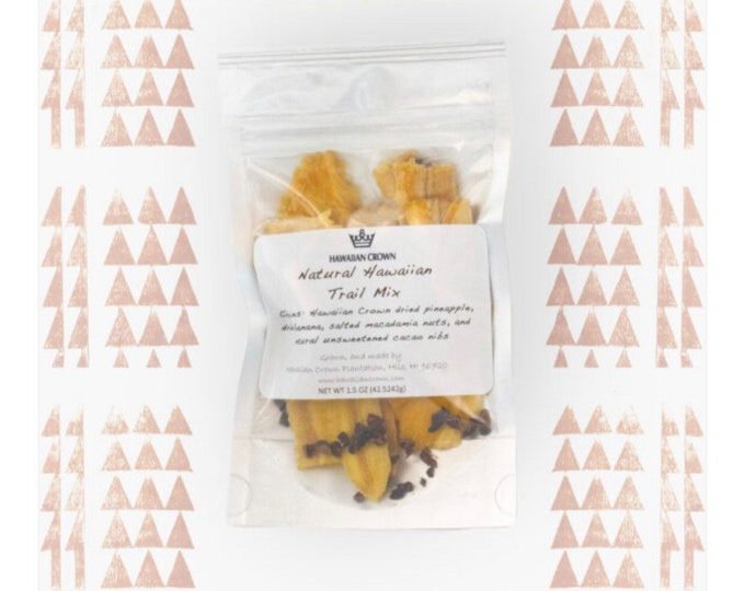 Natural Hawaiian Trail Mix- 1.5oz