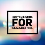 Reserved for Elizabeth M.