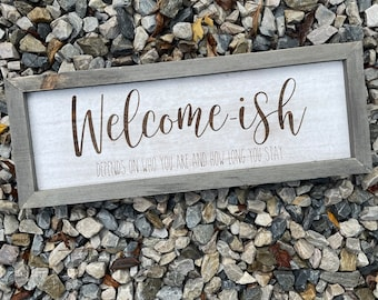 Welcome-ISH