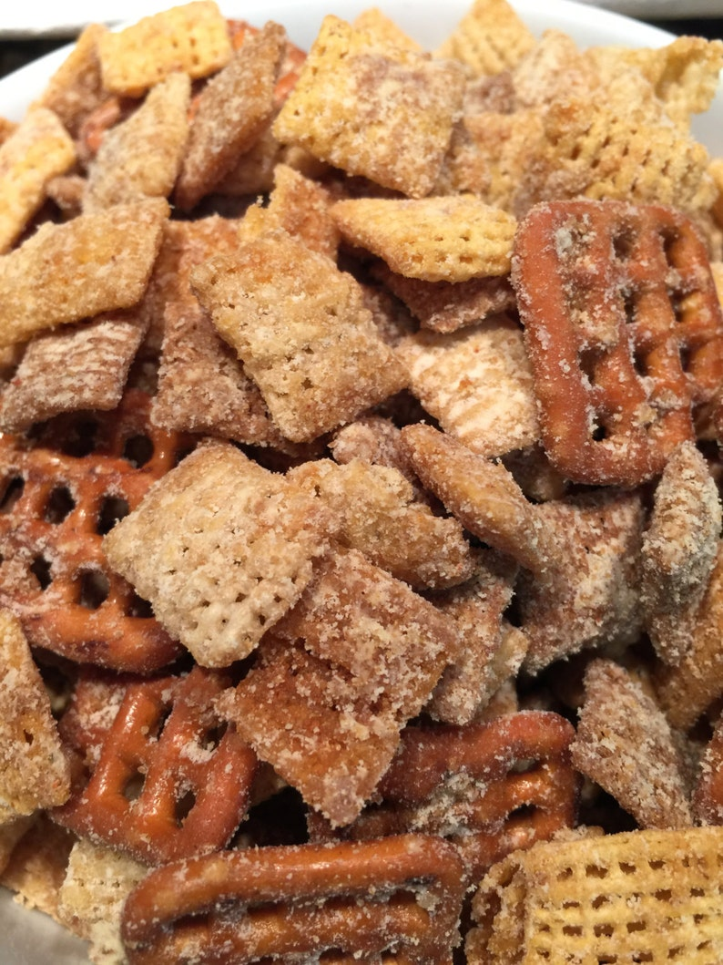 Cheddar Chex Mix image 0