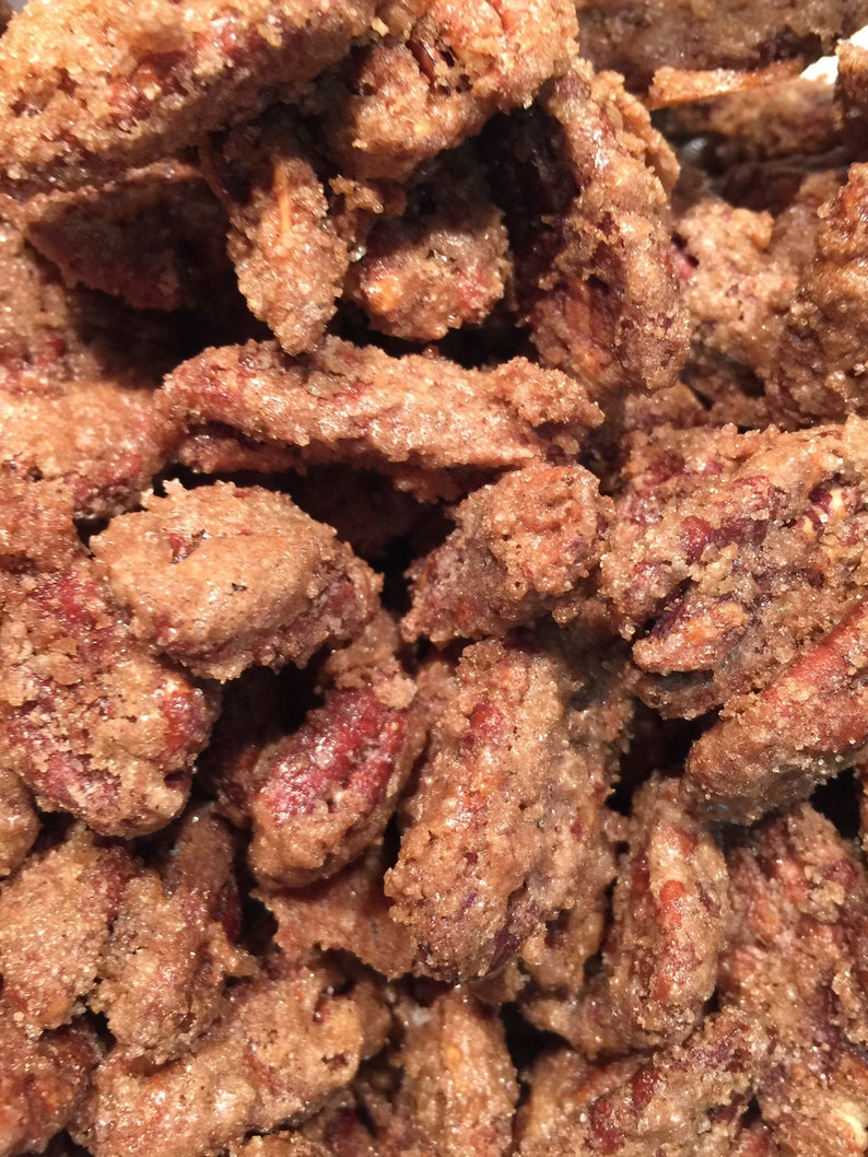 Candied Pecans image 0