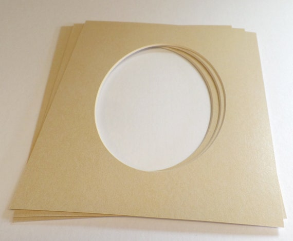 Pre Cut 8 X 10 For 5 X 7 Single Oval Photo Mat Picture Frame Etsy