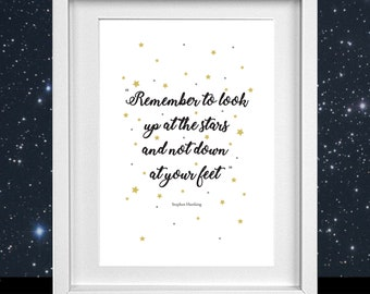 Look At The Stars Etsy