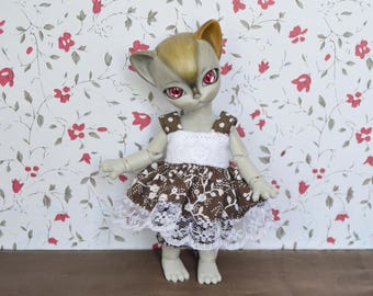 Outfit Pico fallen 2 [Hujoo baby 12cm.