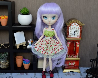 Outfit Airithy cherry [Pullip, Obitsu 27 cm =]