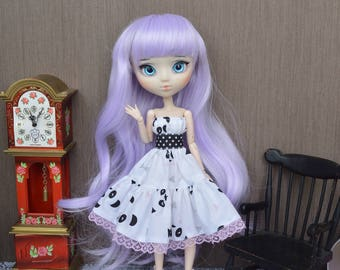 Dress Candy panda [Pullip, Obitsu 27 cm =]