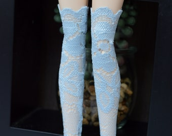 Bottom blue lace [Pullip, Obitsu 27 cm =]