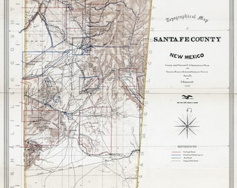 Santa fe nm map   Etsy on shiprock new mexico map, ghost ranch new mexico map, helena montana map, las vegas new mexico map, united states map, alamogordo new mexico map, new mexico state map, st louis missouri map, portland oregon map, tesuque new mexico map, route 66 new mexico map, albuquerque new mexico map, laguna new mexico map, carlsbad new mexico map, los angeles california map, chaco canyon new mexico map, belen new mexico map, new mexico travel map, rocky mountains new mexico map,