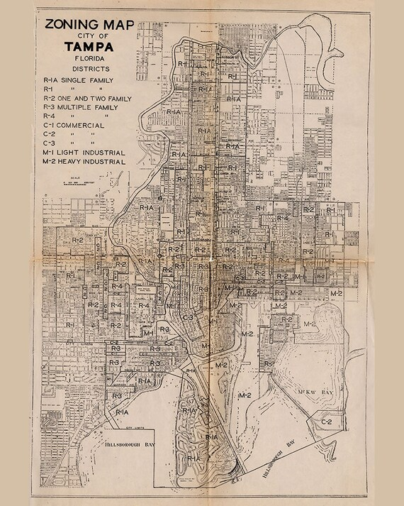 Tampa Florida Vintage Map on old st. augustine florida map, orlando florida map, florida map with exit numbers, central fl road map, daytona beach florida map, i 95 sc map, florida expressway map, florida schools map, south florida map, florida local map, florida empire map, florida map i-95, i 75 fl map, florida turnpike map, jacksonville florida map, florida route map, florida general map, florida map mileage, florida map location of dunes, florida oregon map,