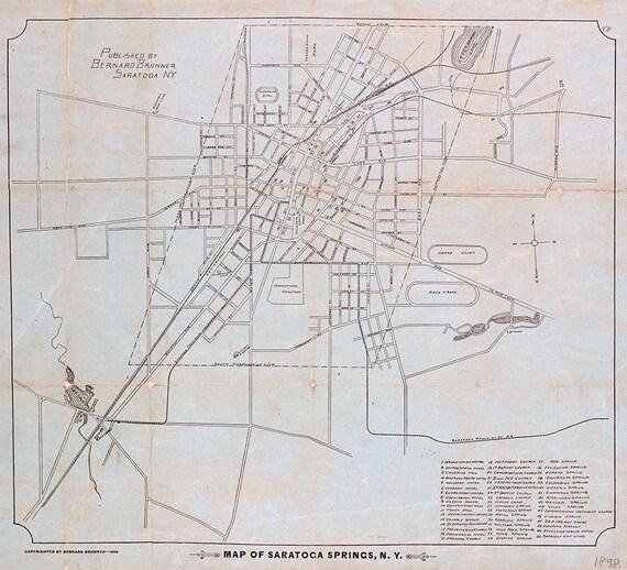 BIG 1770 PA MAP Warren Mifflintown Tower City Troy RARE