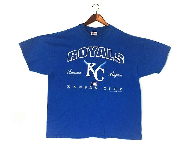 innovative design c3653 4e489 Vintage Kansas City Royals KC Royals MLB t-shirt
