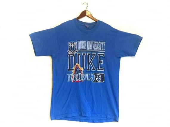 022d7546 Vintage Duke University Blue Devils NCAA Ivy League collegiate | Etsy