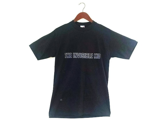 Vintage 1988 movie The Invisible Kid 80s movie tsh