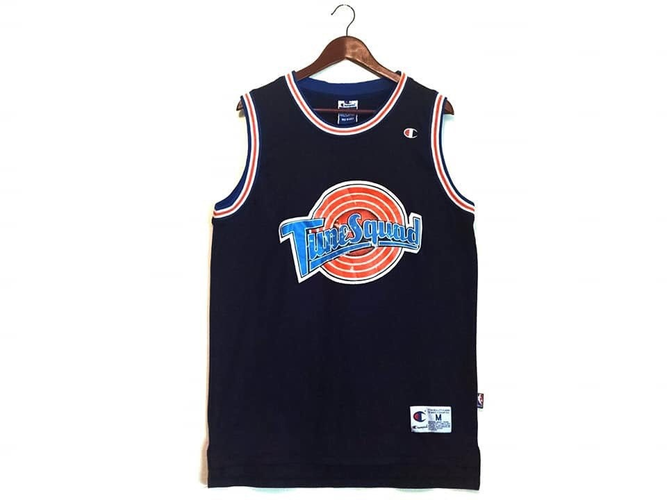 various colors 2781b 19c75 Vintage 1996 Michael Jordan Space Jam Tunes Squad basketball  jersey//authentic champion jordan 23 jersey