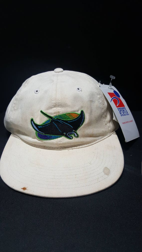 Vintage MLB Tampa Bay Devil Rays Sports Specialties Strapback  af2ee81bc9f6