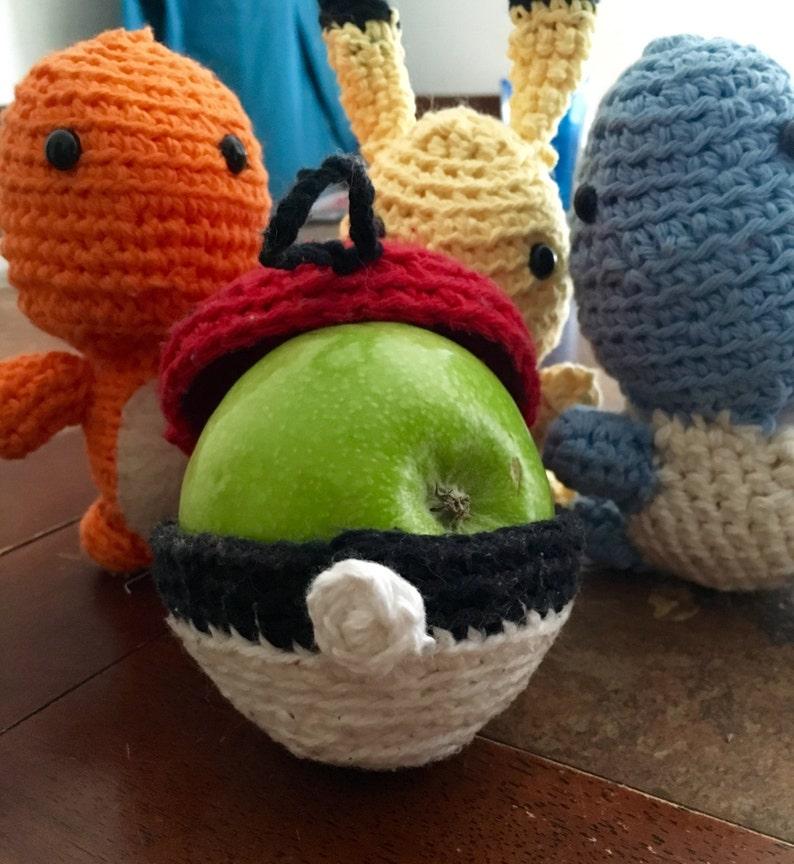 Poke Ball Fruit Cosy Pokemon image 0