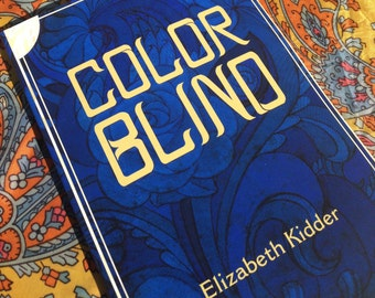 ColorBlind - Personalized Autograph Included