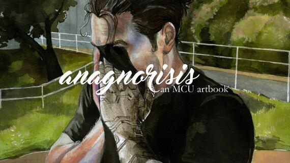 ANAGNORISIS: an MCU artbook digital PDF
