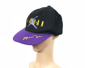 77fd1c6ccf2 ... closeout 90s vintage wool nike air jordan snapback cap hat one size  dbaf6 38f45 ...