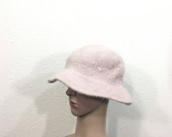 f365265f7ac5d 90 s vintage kangol bucket hat hip hop made in england size 7