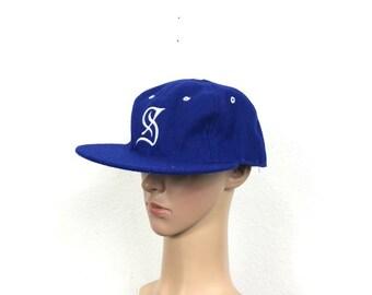 ef78a9b548e3d ebbets field flannel wool baseball cap made in usa