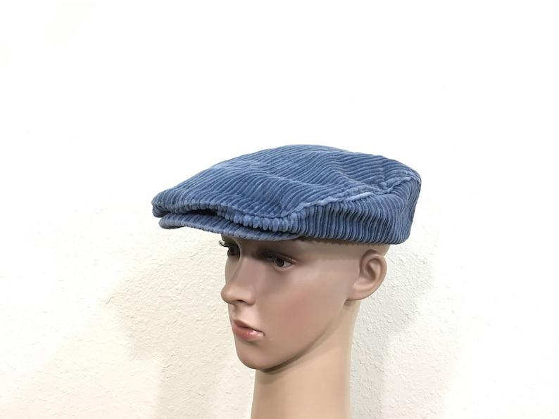 3a7587964bc6f 90 s vintage nike corduroy golf hat size 7 1 4
