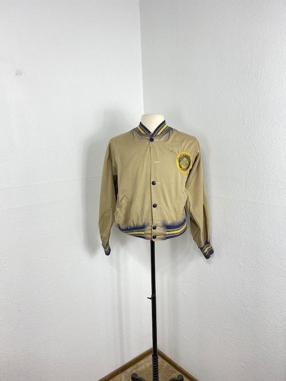 40s vintage 100% cotton distressed button up ameri