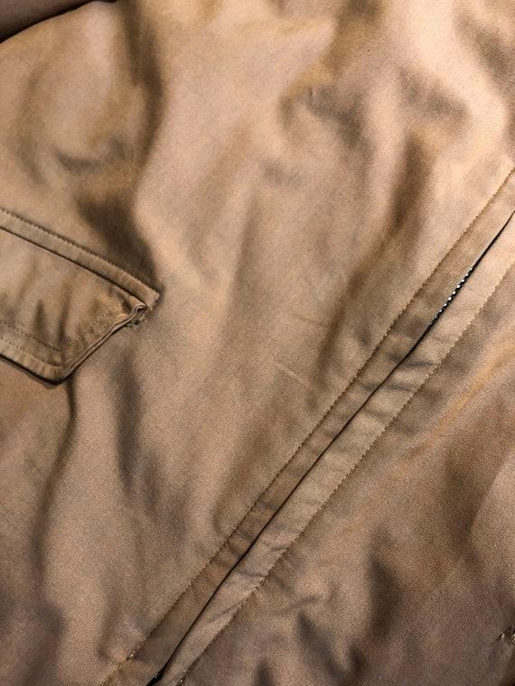 50 s Pharaon vtg mcgregor Pharaon s veste manteau zip up 2cb799