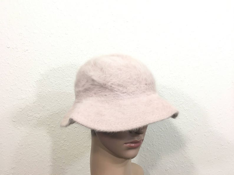 519fc777f 90's vintage kangol bucket hat hip hop made in england size 7