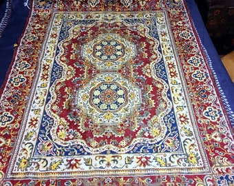 Oriental Tapestry; Machine Woven Thin Wall Décor Tablecloth Bedspread