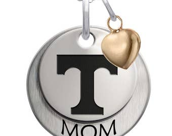 Tennessee Volunteers Necklaces and Charms | Sterling Silver | Multiple Styles | Officially Licensed | University of Tennessee Vols Jewelry