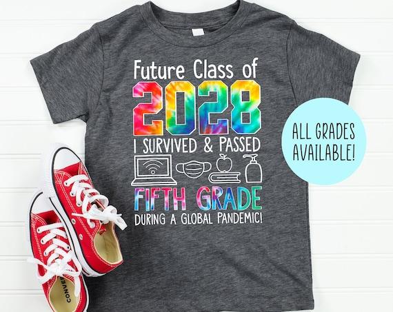 Graduation pandemic shirt, kindergarten graduate shirt, future class of, peace out kindergarten shirt, graduation shirt, last day of school