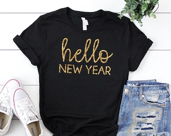 33d59a41ebb glitter new years shirt,New Years shirt, Nye shirt, womens new years eve  shirt, new years eve shirt women, cheers shirt, 2019 shirt, NYE