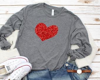 34af0ece1b4 Women s valentines day shirt
