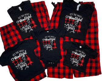 christmas 2020 pajamas, 2020 you'll go down in history, matching family christmas pajamas, christmas pajamas, family christmas pajamas