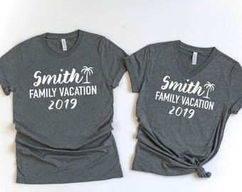 de876ea19 Custom Family vacation shirts, Family vacation shirts, Family Vacation tees,  Family vacation, Matching family vacation t-shirts, group shirt