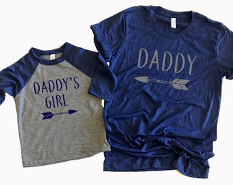 7463e43a dad and daughter shirts, gift for father, daddy and me matching set, dad  and daughter matching, daddy and me tees, dad's bday gift