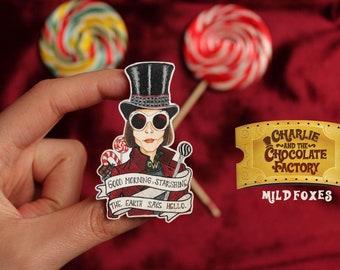 Willy Wonka Pin