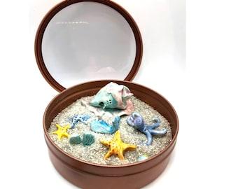 Mermaid garden kit