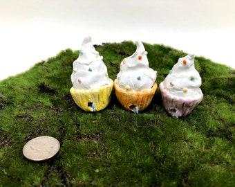 Cupcake houses